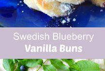 Słodkości Szwedzkie do spróbowania