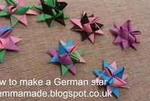 Origami and paper fun