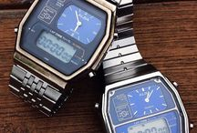 Vintage Digital Watches