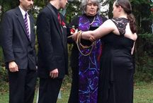Unity Ceremonies / The special unity ceremonies within the wedding. Our wedding officiants can work with you to customize any of these to suit your situation