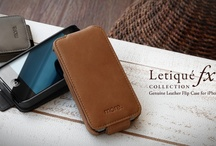 iPhone 4/4S cases / leather