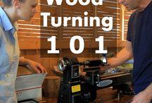 Instructional Wood Turning Info