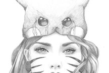 Exclusive drawings / Artist X Roger&Owl collaboration
