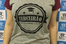 Camiseta formatura