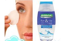 Göz ve Dudak Makyaj Temizleyici / İçeriğindeki papatya özleri sayesinde cildinizi rahatlatır, dış etkenlere koruyucu rol oynar.