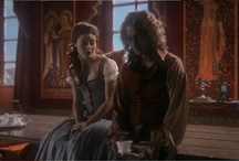 Once Upon a Time (TV) - Rumbelle / Any pictures of Rumplestiltskin or Belle together or alone. / by Elizabeth S.