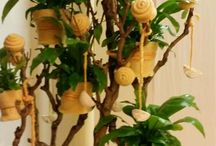floral design / florale vormgeving