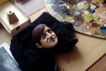 marionette, puppet