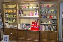 Librerie / Librerie classiche...di design...con legni di recupero...