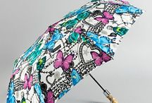 Umbrellas / by Terry Coffman