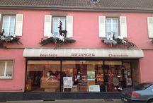 RIEDINGER-BALZER eine Metzgerfamilie / Tradition und gute Freunde...