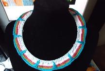 Jewelry--Fiber Necklaces