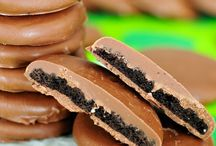 recipes cookie/squares