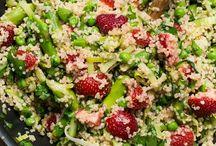 Side Dishes, Vegetables & Salads.