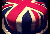 anglická vlajka +