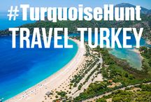 #TurquoiseHunt ➤ Visit Turkey / Looking for the ultimate summer destination? Then visit Turkey, where the Mediterranean kisses their beaches, where the East and the West converge into one like the sun and the sky, and is home to the lively city of Istanbul. The great #TurquoiseHunt is a partnership between Turkish Tourism and Matador Network. Visit HomeTurkey.com today. / by Matador Network - Travel Culture Worldwide