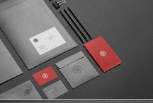 Branding / Visual identites of companies, organisations and events: logos, wordmarks, product packagings and stationery.