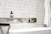 Inspiracje betonem / Beton architektoniczny w płytce ceramicznej...