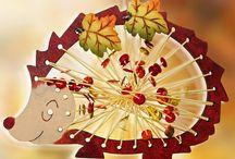 podzim / tvoření s podzimní tématikou