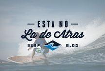 """Blog Surf """"Esta no, la de atrás"""" / Bienvenidos al nuevo blog de surf de Decathlon en el que tú decides de qué onda quieres que vaya todo esto: surf, bodyboard, SUP, maniobras, campeonatos, surfaris... http://blog.surf.decathlon.es/"""