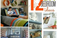 Boys bedrooms / by Christa Means