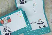 Party Pandas SS