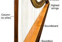 Harp my love