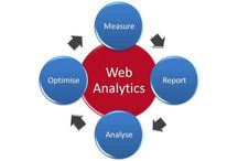 Web Analytics / These are graphs and charts that display the importance of using analytics in our marketing.