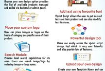 Vistaprint clone script | Online business Card Design / Vprint is a clone of vistaprint.It is an online web2print software which is used to design your own business cards in online.Our multi-vendor software can list your own products and you will make money by trading.