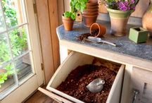 Potting Shed / by Celestiel Balson