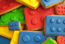 inspiration for more lego party treats