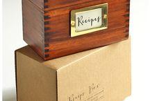 Recipe Box / : )