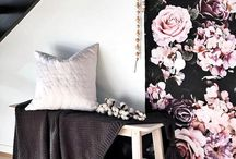Pink and Coral Decor