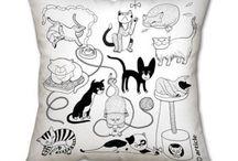 Crazy Cat Lady / by Ann Bridges