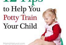 Training a child