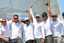 Sailors / Follow the Farr 40 Class and these sailors at these exciting, competitive one design regattas in the United States and abroad.