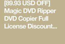 Magic DVD Ripper DVD Copier Full License
