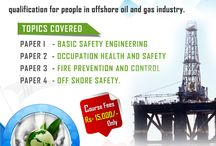 Green World Group - Diploma in Offshore safety in India / Green World Group provides excellent course offers for Diploma in Offshore safety course in India at 15,000/- INR only. This course is promoted by Govt of India and specially designed for people in Offshore oil and gas industry & all safety professionals. http://www.greenwgroup.com/diploma-in-offshore-safety