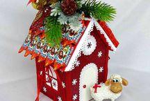 Kerajianan dekorasi natal