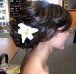 Wedding hair
