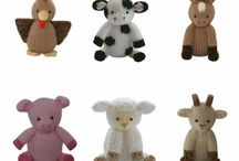 Knit or crochet ~ critters