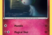 pokemon cards (karty pokemonů)