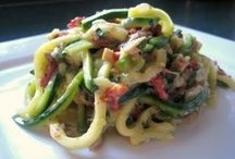 *Zuccini To Do's* / by Veronica Whitehead