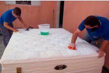 limpar colchão
