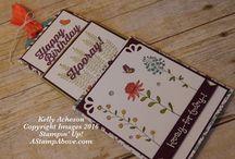 Slider cards
