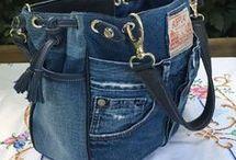Jeanstaschen