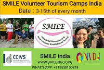 SMILE Volunteer Tourism Camp