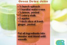 Recipes / Healthy recipes for all seasons.