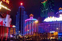 Macao  / La 'Las Vegas' de Asia.