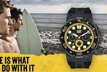ΝΕΑ ρολόγια CATERPILLAR! Δείτε τα μόνο στο oroloi.gr!!!!